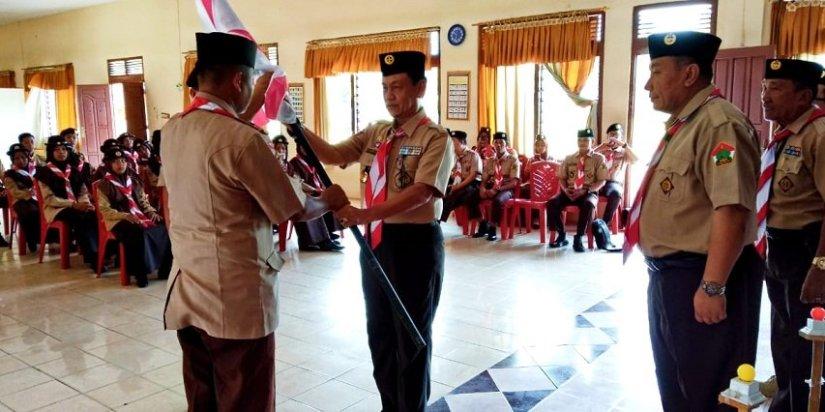 Ka Kwarda Lampung Lepas Peserta Kembesnas Sako SPN